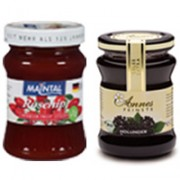 Conventional and Organic German Preserves